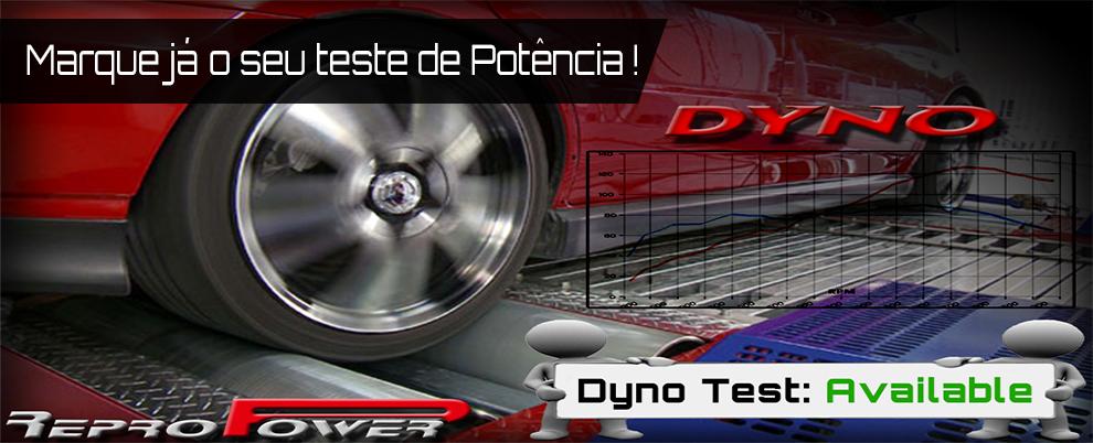 Teste de Potência ReproPower – Porto