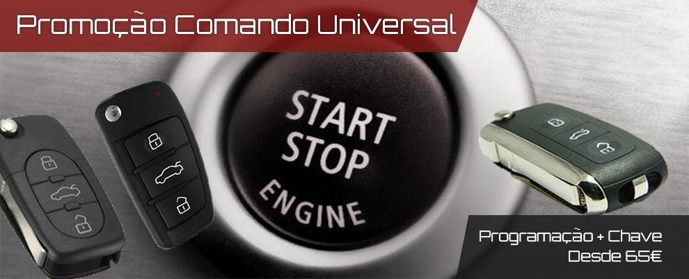 comando universal