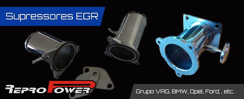 Venda e/ou montagem Supressores EGR